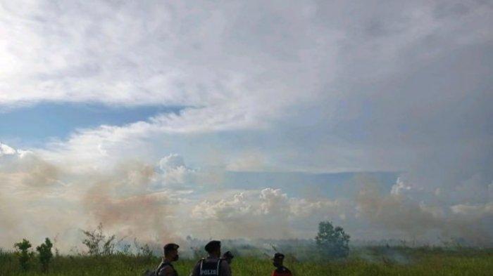 Kebakaran Lahan Kalteng, Gubernur Kalteng Minta Pembakar Lahan di Kobar Diproses Hukum