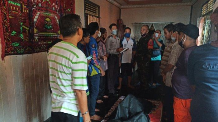 Kebakaran Kalsel, Si Jago Merah Mengamuk di Jalan Pangeran, Satu Warga Tewas