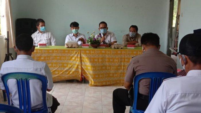 Kecamatan Bataguh Gelar Sosialisasi PTSL Tunjang Program Food Estate Kapuas