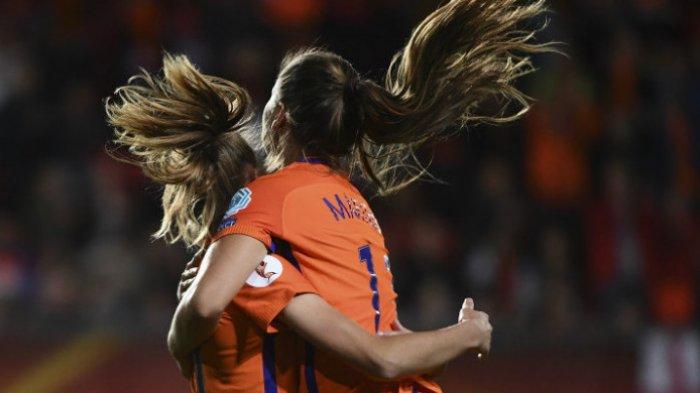 Belanda Raih Juara Piala Eropa Putri 2017