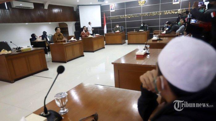 Komnas HAM Sebut Ada Pelanggaran HAM dalam Penembakan 4 Laskar FPI