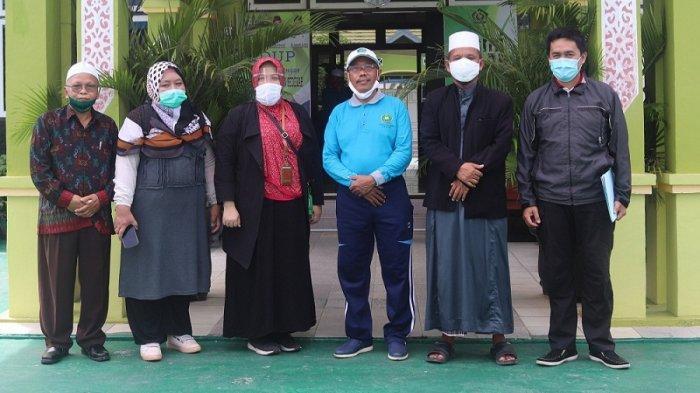 Kemenag RI Pantau dan Evaluasi Bantuan Operasional Pesantren di Kapuas, Ini Tujuannya