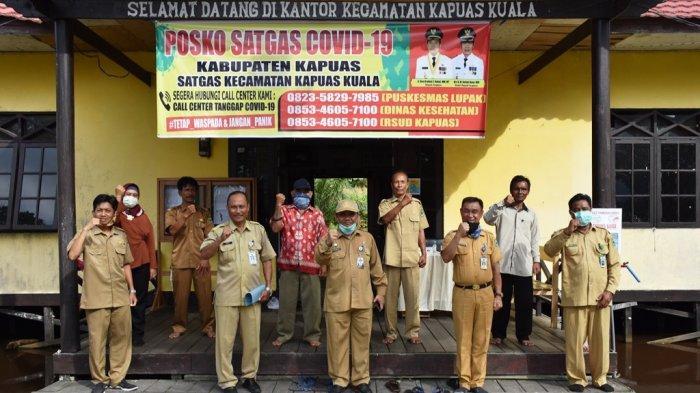 Kaltengpedia - Kecamatan Kapuas Kuala, Kabupaten Kapuas, Kalteng