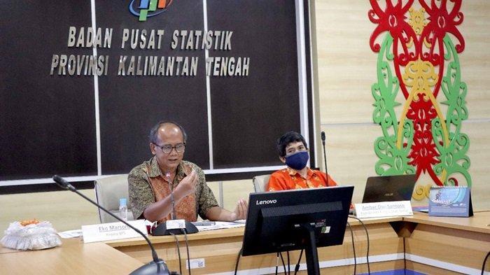 Jumlah Penduduk Miskin Kalteng Menurut BPS Kalteng, Hingga Maret 2021 Capai 140 Ribu Orang
