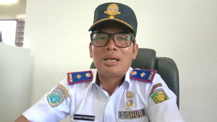 Parkir Liar Ditertibkan, PAD Parkir Dishub Palangkaraya Melampaui Target