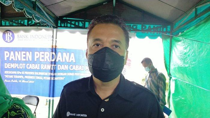 Bank Indonesia Perwakilan Kalteng Siapkan 56 Titik Penukaran Uang Rupiah Jelang Idulfitri 1442 H