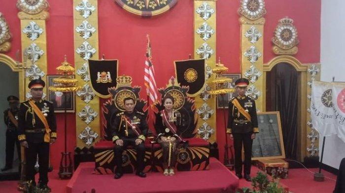 VIRAL, Ratu Keraton Agung Sejagat Bikin Surat Terbuka Minta Keadilan ke Gubernur Jateng Pak Ginanjar