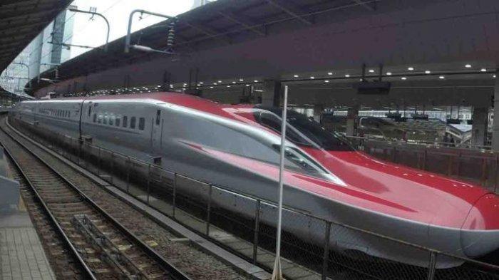 Pemerintah Putuskan Jepang Garap Proyek Kereta Cepat Jakarta-Surabaya