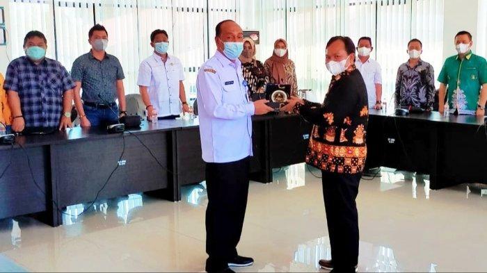 Tingkatkan Kinerja dan Peran Banggar, DPRD Kabupaten Kapuas Konsultasi ke Luar Daerah