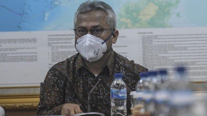 Jalani Swab Test, Ketua KPU RI Arief Budiman Positif Covid-19