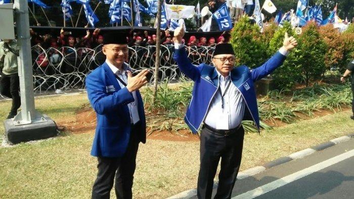 Seloroh Zulkifli Hasan, Di KPU Saja Sandi Sudah Menang Karena Semua Minta Foto