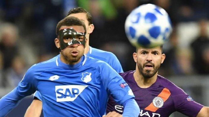 Hasil Manchester City Vs Hoffenheim - Babak Pertama Seri, Namun Akhirnya The Cetizens Menang Tipis