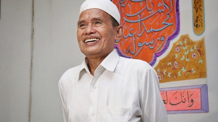 Punya Jiwa Kepemimpinan, Ulama KH Muhammad Hasil Dukung Penuh Ben-Ujang