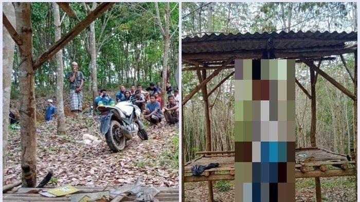 Pemuda Tebing Siring Tanahlaut Kalsel Nekat Gantung Diri, Diduga karena Jujuran Rp 30 Juta