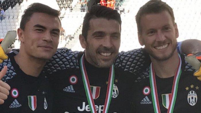 Kiper Juventus, Emil Audero Mulyadi Ungkap Hubungan Indonesia dengan Sampdoria