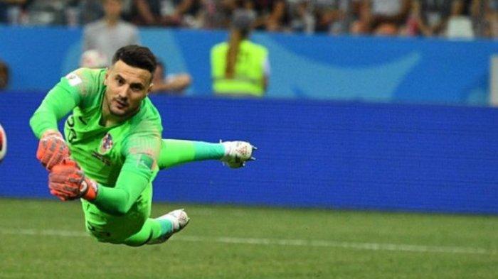 Hasil Piala Dunia 2018 - Kroasia dan Rusia ke Perempat Final Lewat Adu Penalti