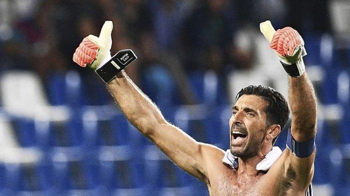 Hampir Dipastikan, Timnas Italia ke Depan Bakal Tanpa Gianluigi Bufffon