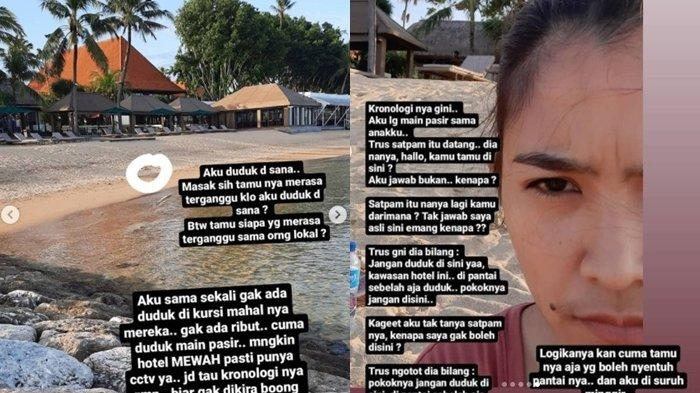 Kisah Ibu dan Anak Diusir Sekuriti Hotel Saat Bersantai di Pantai Sanur Jadi Viral, Begini Faktanya