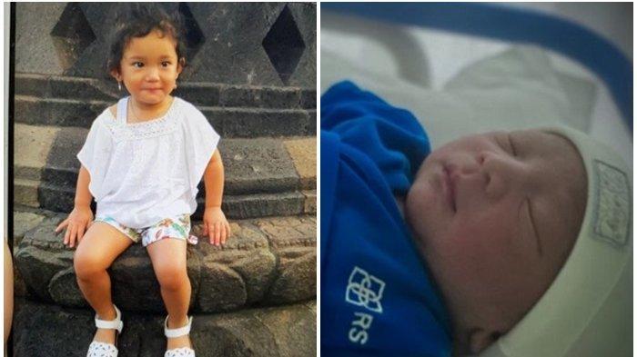 Bilqis Khaumaira Razak Akhirnya Punya Adik, Enji Baskoro Pamer Anak Lelakinya yang Baru Lahir