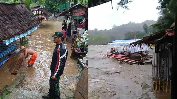 Sungai Meluap, Objek Wisata Air di Kabupaten HST Kalsel Ditutup