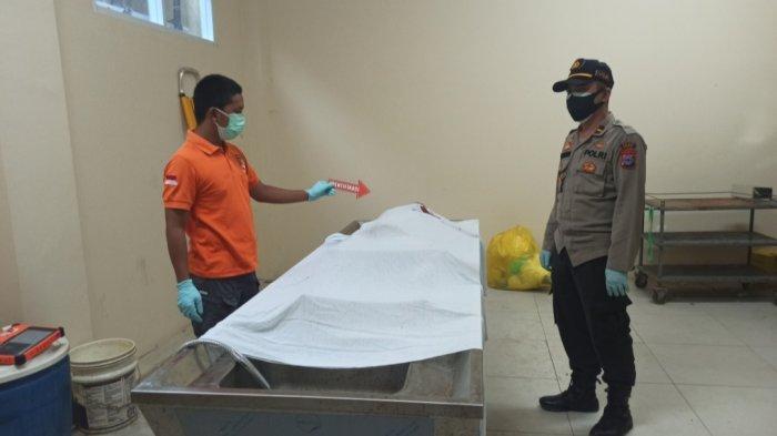 Mayat Ditemukan di Sungai di Desa Handil Manting, Kecamatan Anjir Pasar Belum Terindentifikasi