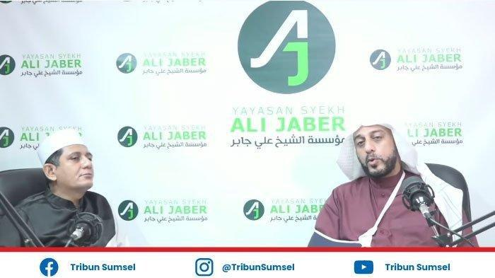 Aa Gym Beri Kesaksian Soal Syekh Ali Jaber yang Meninggal Dunia
