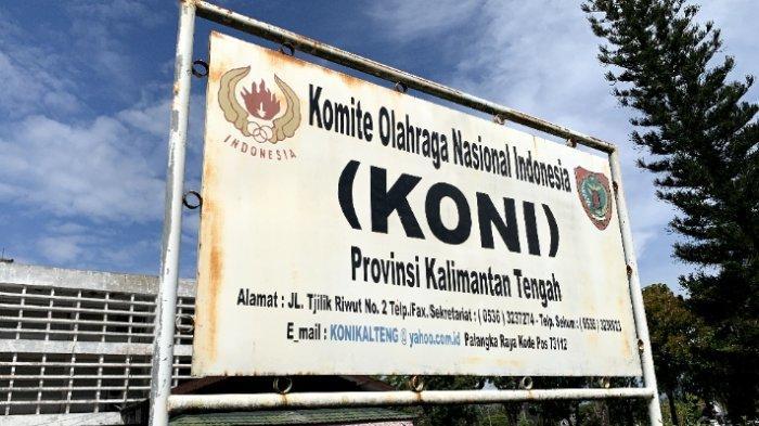 Satgas KONI Kalteng Memantau Latihan Atlet Kalimantan Tengah di PON XX Papua