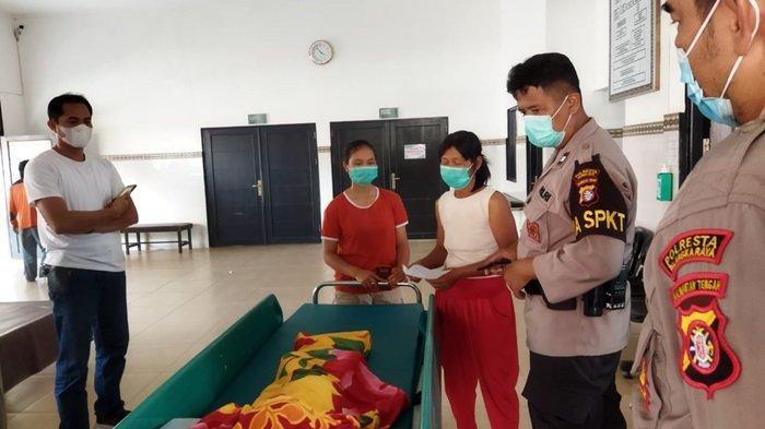 Geger Bocah Lelaki Usia 2 Tahun Tewas Tenggelam Masuk Parit Depan Rumahnya di Palangkaraya Kalteng