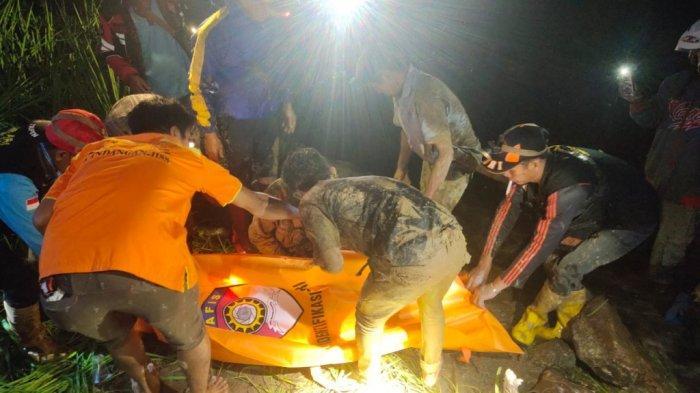 Warga Korban Longsor di Desa Batung Tapin Kalsel Akhirnya Ditemukan