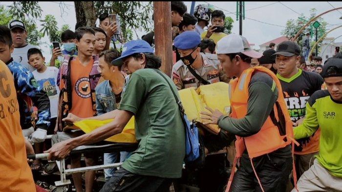 Korban Tenggelam di HSU Kalsel Akhirnya ditemukan Penyelam Asal HSS