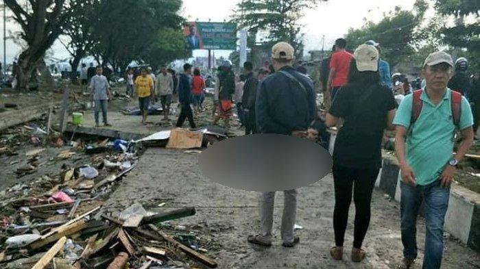 Polisi Evakuasi 410 Jenazah Korban Gempa Palu, Banyak Lagi di Reruntuhan Bangunan