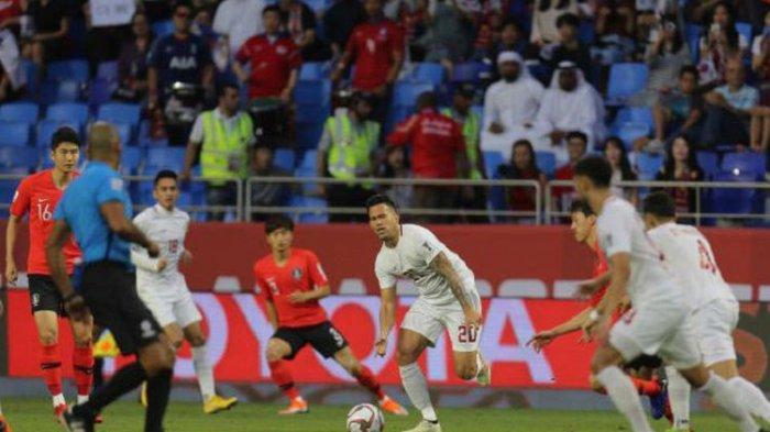 82 Persen Kuasai Laga, Korea Selatan Hanya Menang 1-0 Kontra Filipina di Piala Asia 2019