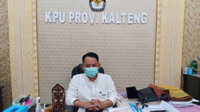 Ketua KPU Kalteng Harmain Ibrohim Tanggapi Penggeledahan Kantor KPU Kapuas