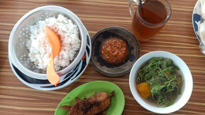 Masakan Khas Dayak Kalteng Tersedia di Rumah Makan Samba di Palangkaraya