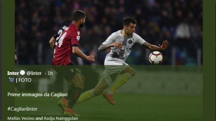 Tuan Rumah Cagliari Kalahkan Inter Milan dengan Skor 2-1 di Liga Italia Pekan Ke-26
