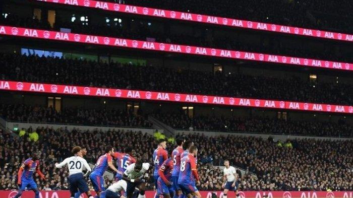 Hasil Lengkap Laga ke-32 Liga Inggris Usai Tottenham Hotspur Bantai Crystal Palace 2-0