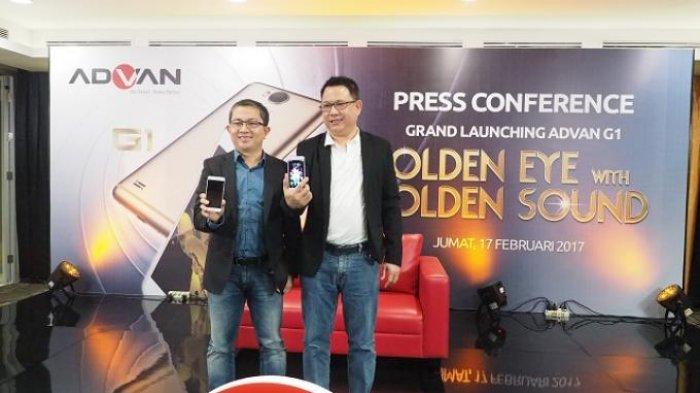 Advan G1 Berpredikat Produk Terlaris di Blibli dan Lazada