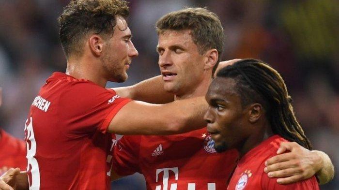 Bayern Muenchen Vs Tottenham Hotspur di Final Audi Cup 2019 Usai Die Rotten Bungkam Fenerbahce 7-1