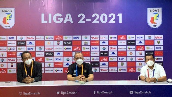 Dirut PT LIB Ahmad Hadian Lukita Ungkap Alasan Liga 2 2021 Wajib Swab dan Tanpa Penonton