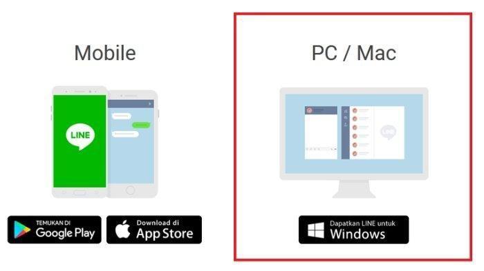 Jangan Cuma di Smartphone, ini Cara Mudah dan Praktis Menggunakan Line di PC atau Laptop