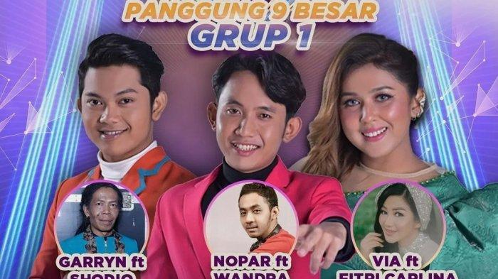 Link Nonton TV Streaming Indosiar Live Bintang Pantura 6, Malam Ini 9 Besar Mulai Jam 21.00 WIB