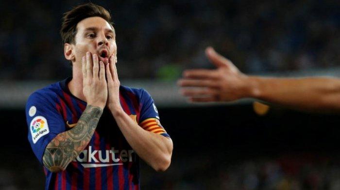 Menghitung Mundur Waktu Pensiun Lionel Messi di Barcelona