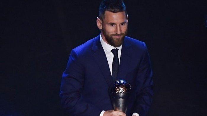 The Best FIFA Football Awards 2019 - Penghargaan untuk Pemain Terbaik Dunia Milik Lionel Messi