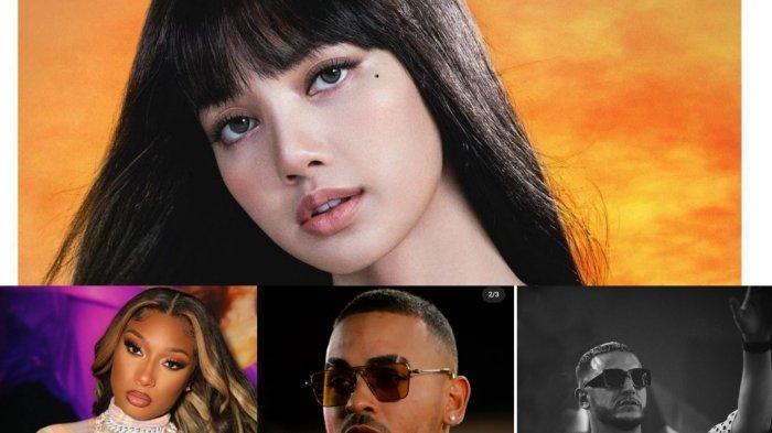 Aksi Lisa Blackpink di MTV Video Music Awards 2021, Bersama DJ Snake, Ozuna & Megan Thee Stallion