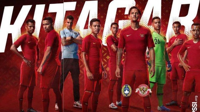 Live Streaming Mola TV Timnas Indonesia Vs Malaysia, Live TVRI Kualifikasi Piala Dunia 2022