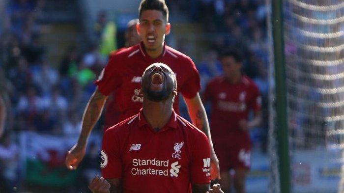 Liverpool Geser Lagi Manchester City dari Puncak Klasemen Liga Inggris Usai Hajar Cardiff City