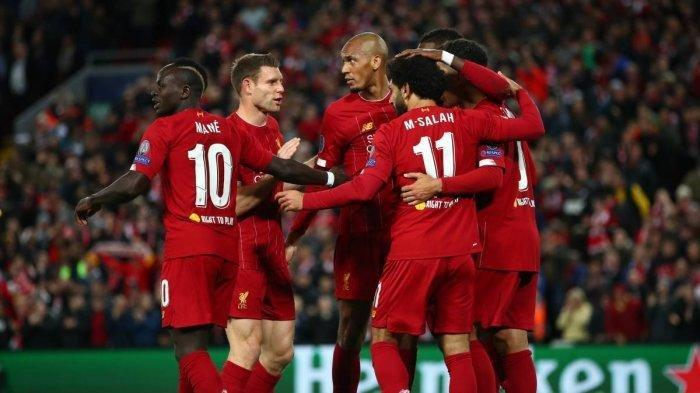 Jelang Liverpool vs Manchester United Liga Inggris: The Reds Mendapat 2 Tambahan Tenaga Baru