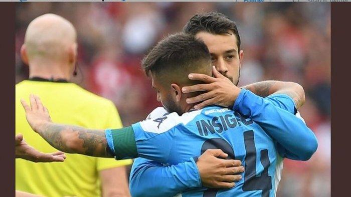 Napoli Bungkam Juara Liga Champions 2018-2019 Liverpool dengan Skor Telak 3-0