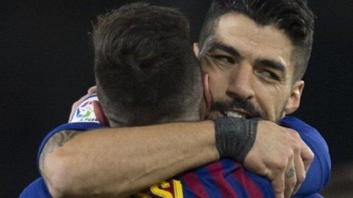 Hasil Liga Spanyol - Barcelona Makin Tak Terkejar Atletico Madrid Usai Tekuk Real Betis 4-1