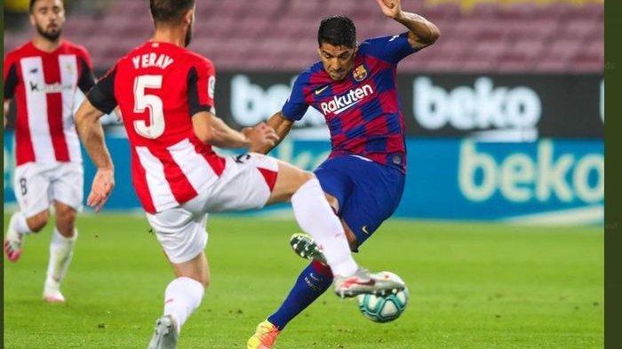 Malang Nasib Luis Suarez! Dipecat Barcelona saat Liburan Bareng Kaluarga, Kontraknya Hingga 2021